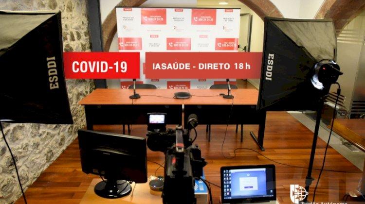 Covid-19: Siga em direto a atualização da pandemia na Madeira pelo JM