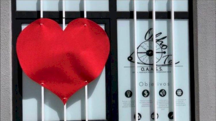 SESARAM associa-se à campanha 'Corações de Janela'