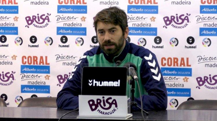 Luís Freire consegue sexta subida da carreira com o Nacional