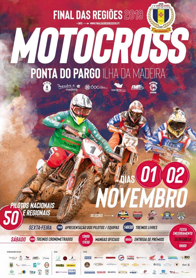 Ponta do Pargo recebe  prova de Motocross a nível Nacional
